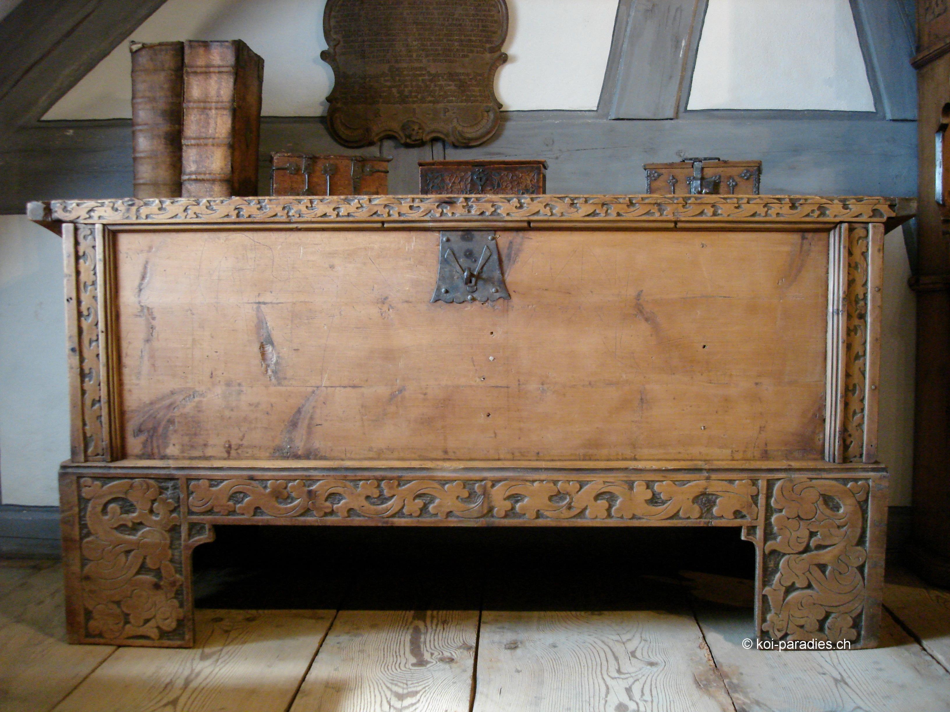 Antikes Gotik Barock Antik Reparaturen